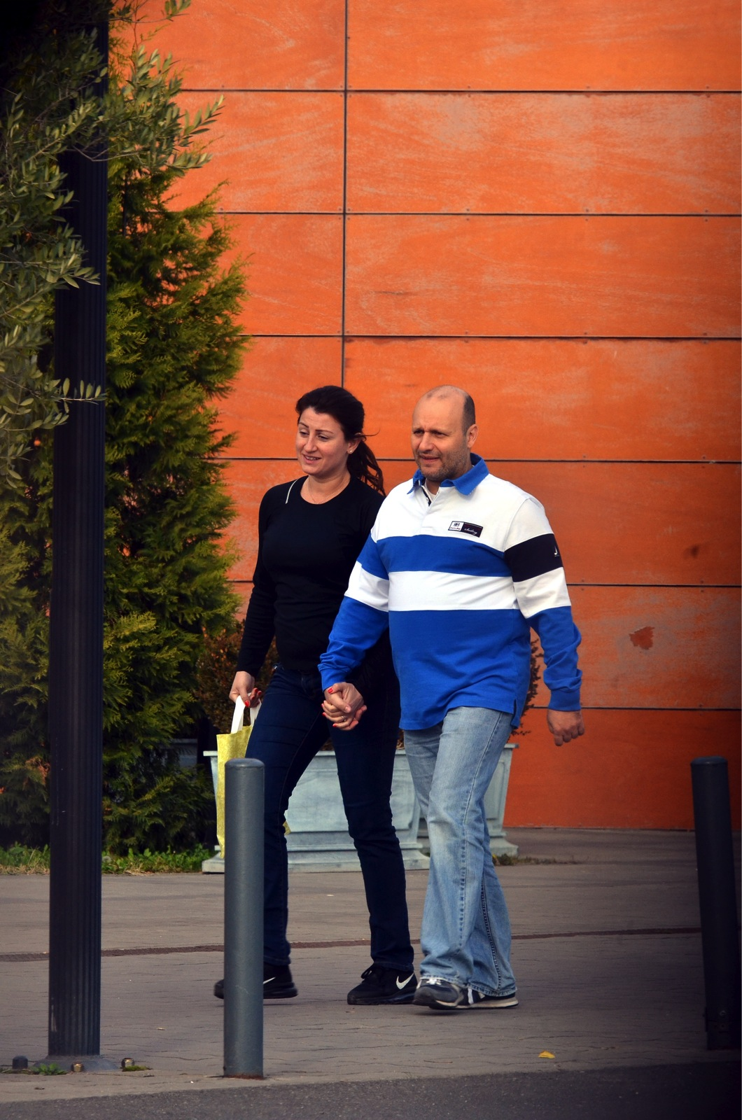 Adriana Nicolae și Dragoș Țânțăreanu