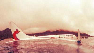 Deznodământ tragic pentru avionul prăbușit în ocean: câți oameni au murit