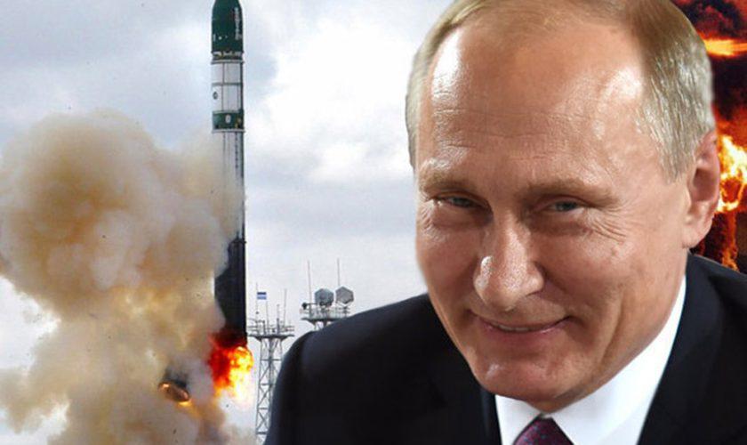 Rusia a testat o nouă rachetă, ca să arate că poate mai mult decât să captureze vapoare