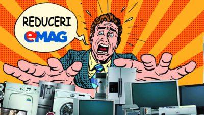 eMag are o surpriză cât sărbatorile de mare: Ce se întâmplă cu telefoanele Huawei și Samsung