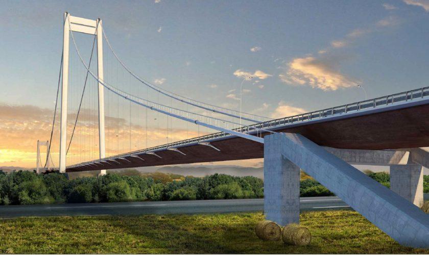 Cum va arăta cel mai scump pod din istoria României și când va fi gata