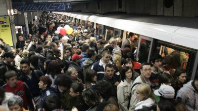Cum vrea Metrorex să rezolve aglomerația de la metrou