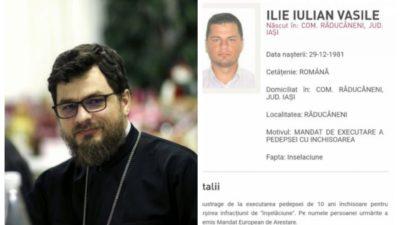 Un român condamnat la închisoare s-a făcut preot pe mii de dolari