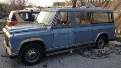 Mașina lui Ceaușescu, evitată de români. Ce a făcut ANAF ca să te convingă s-o iei