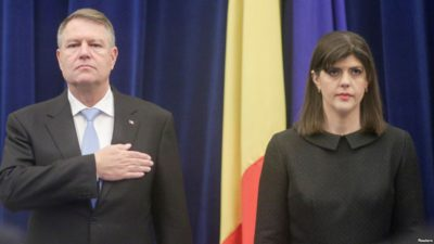 """Iohannis i-a luat apărarea lui Kovesi: cum a atacat """"secția specială de anchetare"""""""
