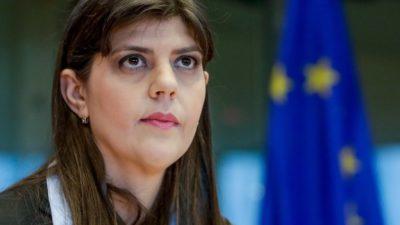 """Laura Codruţa Kovesi, prima reacție după votul din comisia LIBE: """"Sunt extrem de bucuroasă și onorată"""""""