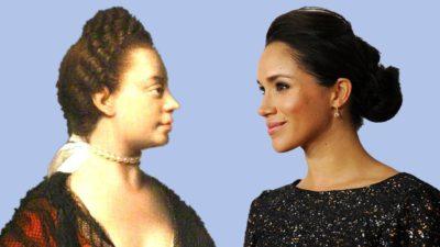 Meghan Markle sau Regina Charlotte – cine a fost prima cu rădăcini africane în Casa Regală Britanică