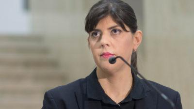 Primul vot pentru Procurorul European. Pe ce loc a ieșit Laura Codruța Kovesi
