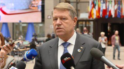 """Iohannis și UE reacționează: ce a provocat """"ambasada la Ierusalim"""" a lui Dăncilă"""