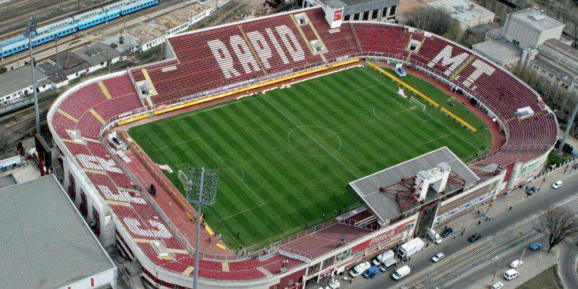 Un simbol al Rapidului pleacă din Giulești. Fragmentul din istoria vișiniilor care va salva de întuneric un stadion