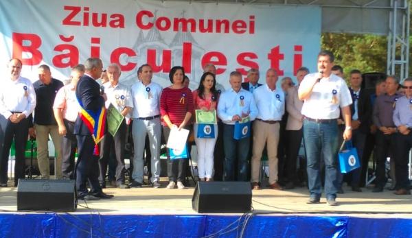 ziua comuna baiculesti 2017