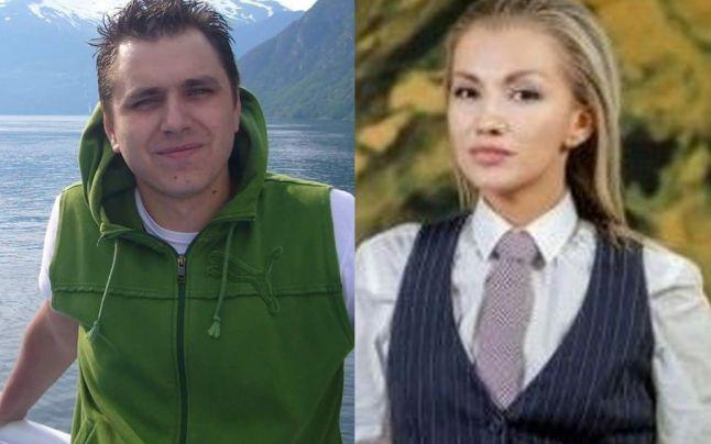 Cristian Danu şi iubita lui Diana Lăcrămioara Muntean