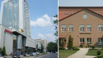 ALERTĂ. Dublă ameninţare cu bombă în București, la un hotel de 5 stele  și la Școala Americană