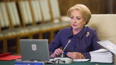 """Viorica Dăncilă se plânge că președintele Iohannis nu-i răspunde la telefon: """"E obligația dumnealui"""""""
