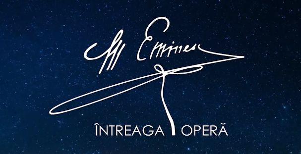 Mihai Eminescu – întreaga operă. Aplicația e, în sfârșit, disponibilă