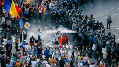 Acuzații extinse după violențele de la protestul din 10 august: ce riscă șefii Jandarmeriei