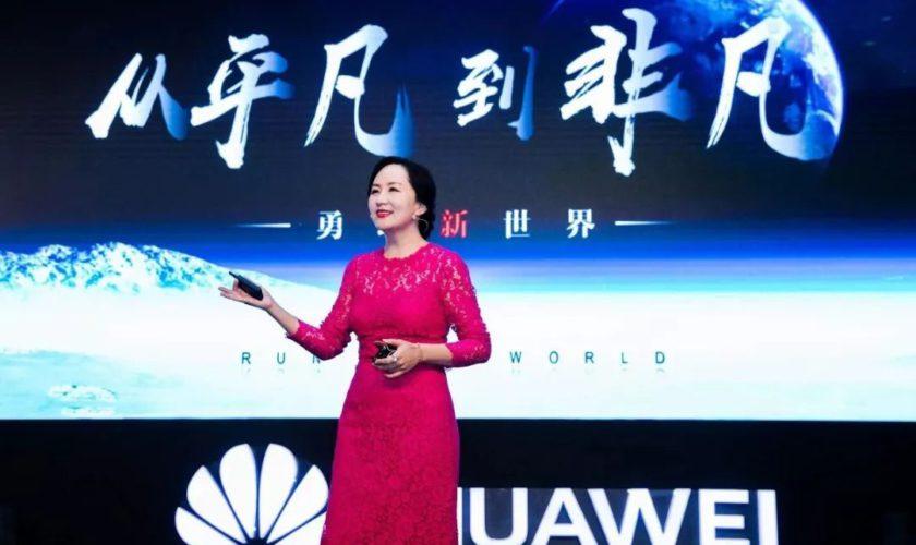 Scandalul Huawei: directoarea financiară care dă în judecată o țară pentru că ar fi arestat-o ilegal