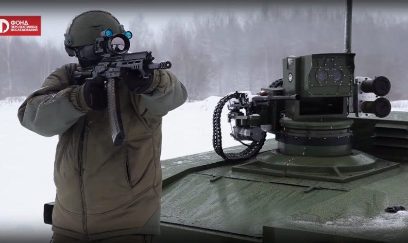 Rusia lui Putin prezintă o nouă armă menită să dea fiori Occidentului. Tancul autonom e noua jucărie de propagandă