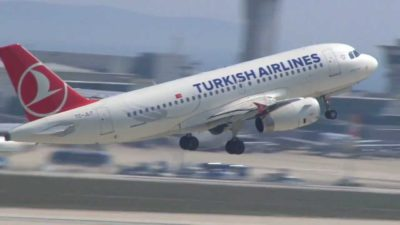 30 de răniți într-un avion Turkish Airlines. Zborul Istanbul – New York, afectat de turbulențe