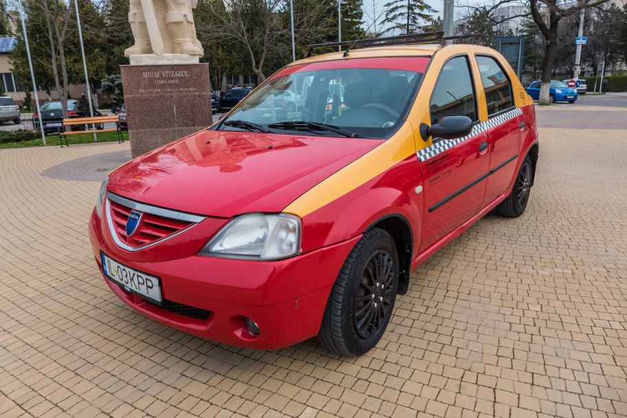 Dacia Logan 1 milion de KM