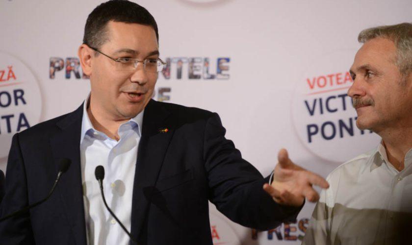 Victor Ponta, un nou atac la Dragnea. Ce a spus fostul președinte PSD