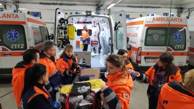 De ce s-a umplut București de ambulanțe: operațiune extraordinară în Capitală