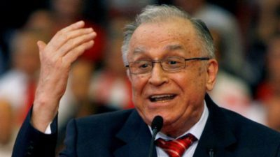 Ion Iliescu, judecat pentru crime împotriva umanității. Ce scrie presa străină