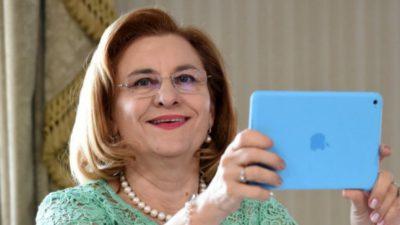 """Maria Grapini a făcut încă o gafă. Cum a """"inventat"""" o țară nouă"""