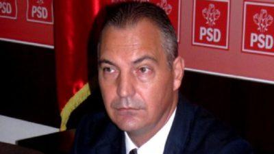 Cum a scos trezorierul PSD un Mercedes de lux din patrimoniul partidului
