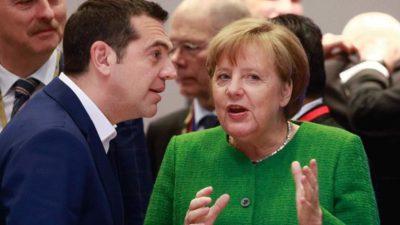 Tsipras îi pune lui Merkel nota de plată pe masă. Cât vrea să ceară oficial Grecia pentru crimele naziștilor