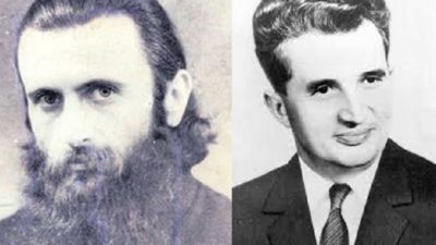 """Singura discuție pe care a avut-o Nicolae Ceaușescu cu Arsenie Boca: """"Ia, zi, popo, știi când am să mor?"""""""