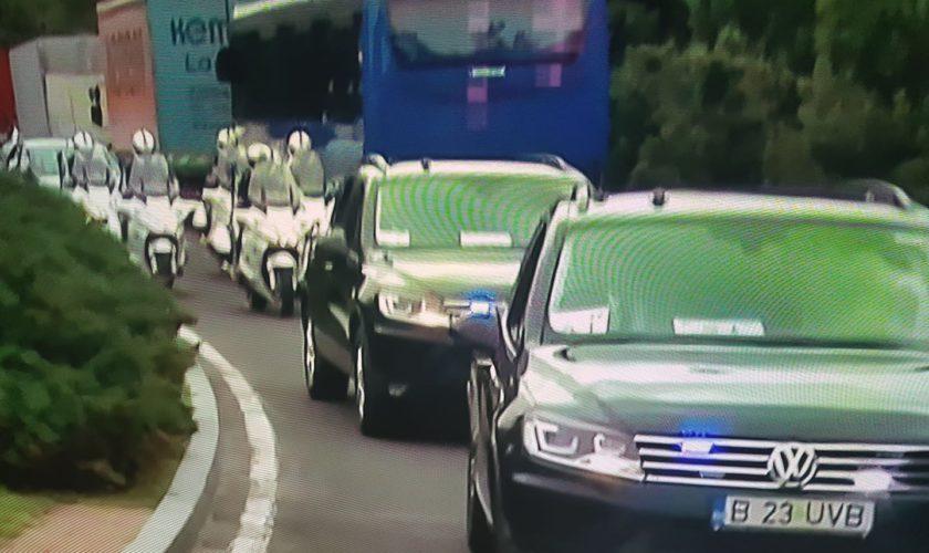 Restricții de trafic în București cu ocazia vizitei Papei Francisc: ce zone trebuie să eviți