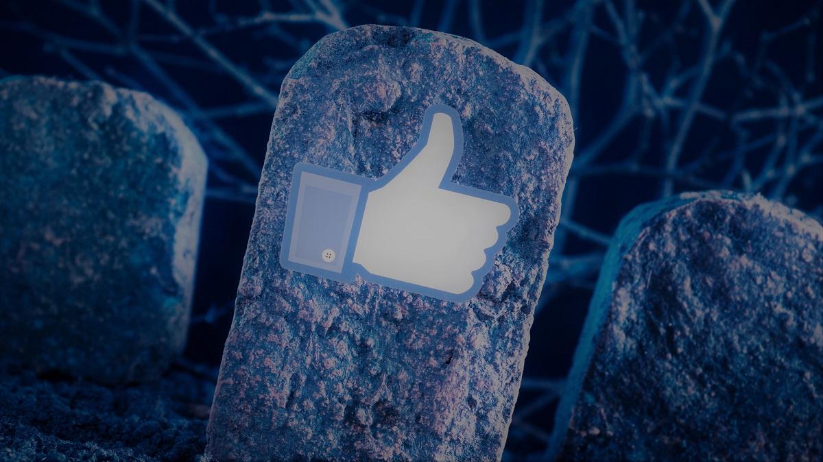 Facebook cont memorial persoane decedate