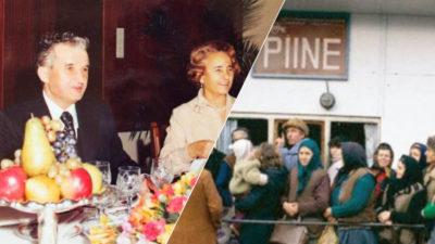 Cum petreceau românii Paștele pe vremea lui Ceaușescu. Miei, zahăr și făină, ascunse în coșciug
