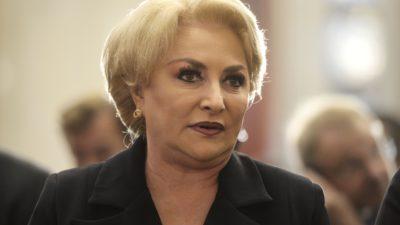 Gestul Vioricăi Dăncilă, după ce Dragnea a fost condamnat la închisoare cu executare