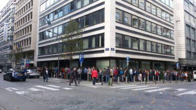 Scandal la secțiile de votare. Câți români din diaspora nu au mai apucat să voteze?