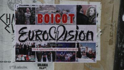 Finala Eurovision, boicotată în România! De ce a fost sesizat SRI