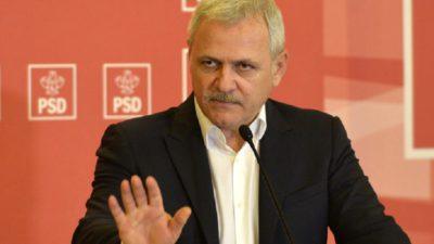 Liviu Dragnea susține că el a anulat mitingul PSD. Ce mesaj a transmis