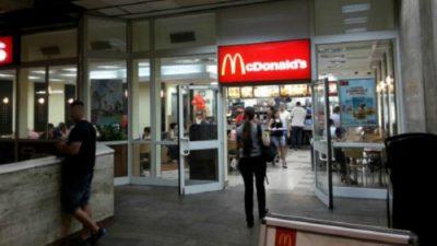 McDonald's a închis restaurantul de la Unirii. Ce se întâmplă în acel spațiu. Poziția Metrorex