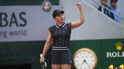 Victoria Simonei Halep la Roland Garros, în presa internațională. Ce spun străinii despre numărul 3 mondial