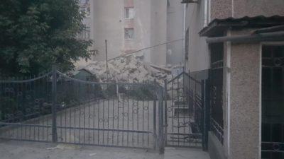 Bloc cu nouă etaje, prăbușit în Republica Moldova: ce s-a întâmplat cu locatarii – VIDEO