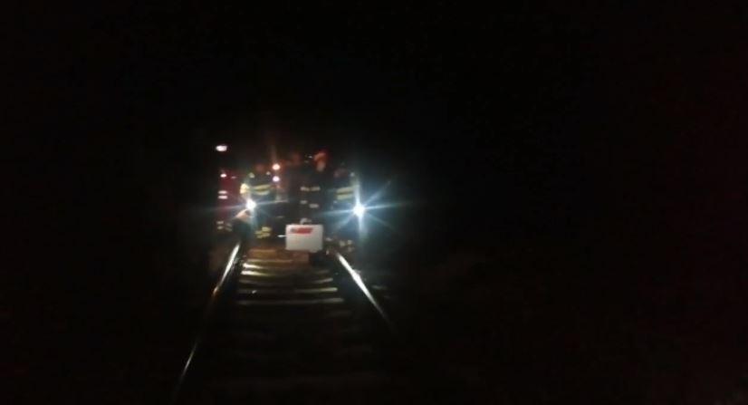 Două femei au murit, în urma accidentului de tren din Iași