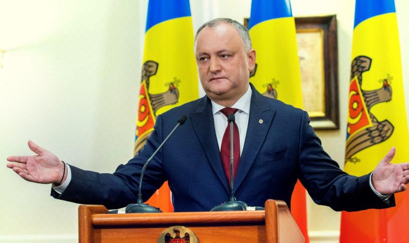Mesajul lui Igor Dodon la adresa României. Ce spune despre ajutorul primit din partea noastră