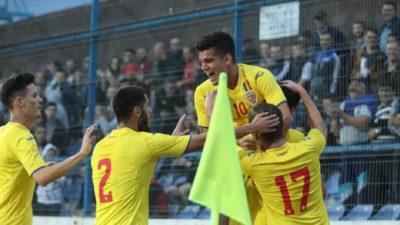 Anglia – România 2-4. România scrie istorie la Euro U21. Cele mai spectaculoase momente. VIDEO
