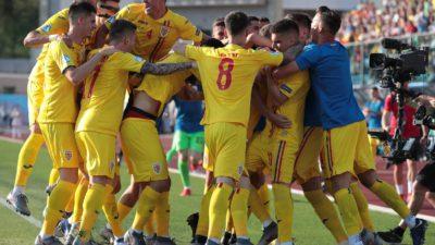 Când se joacă Anglia – România la Campionatul European U21
