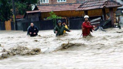 Cod galben de inundații! Ce zone sunt vizate și până când este valabilă avertizarea meteorologilor