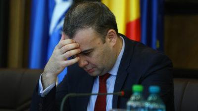 Darius Vâlcov contestă controlul judiciar. DIICOT i-a interzis să părăsească Slatina