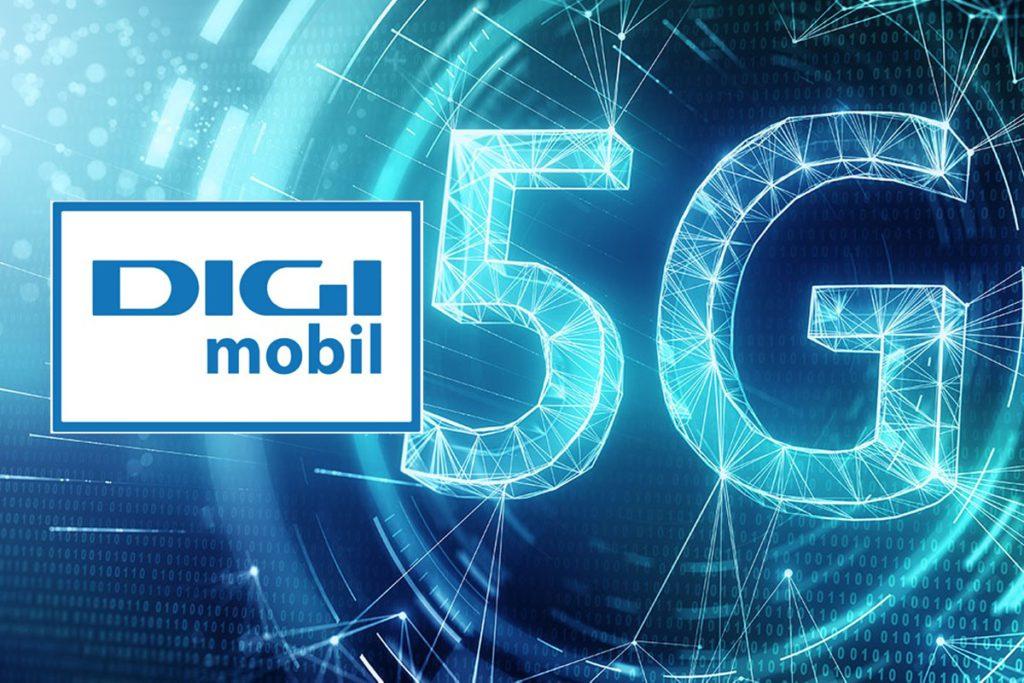 Digi Mobil 5G, disponibil în București, începând de azi