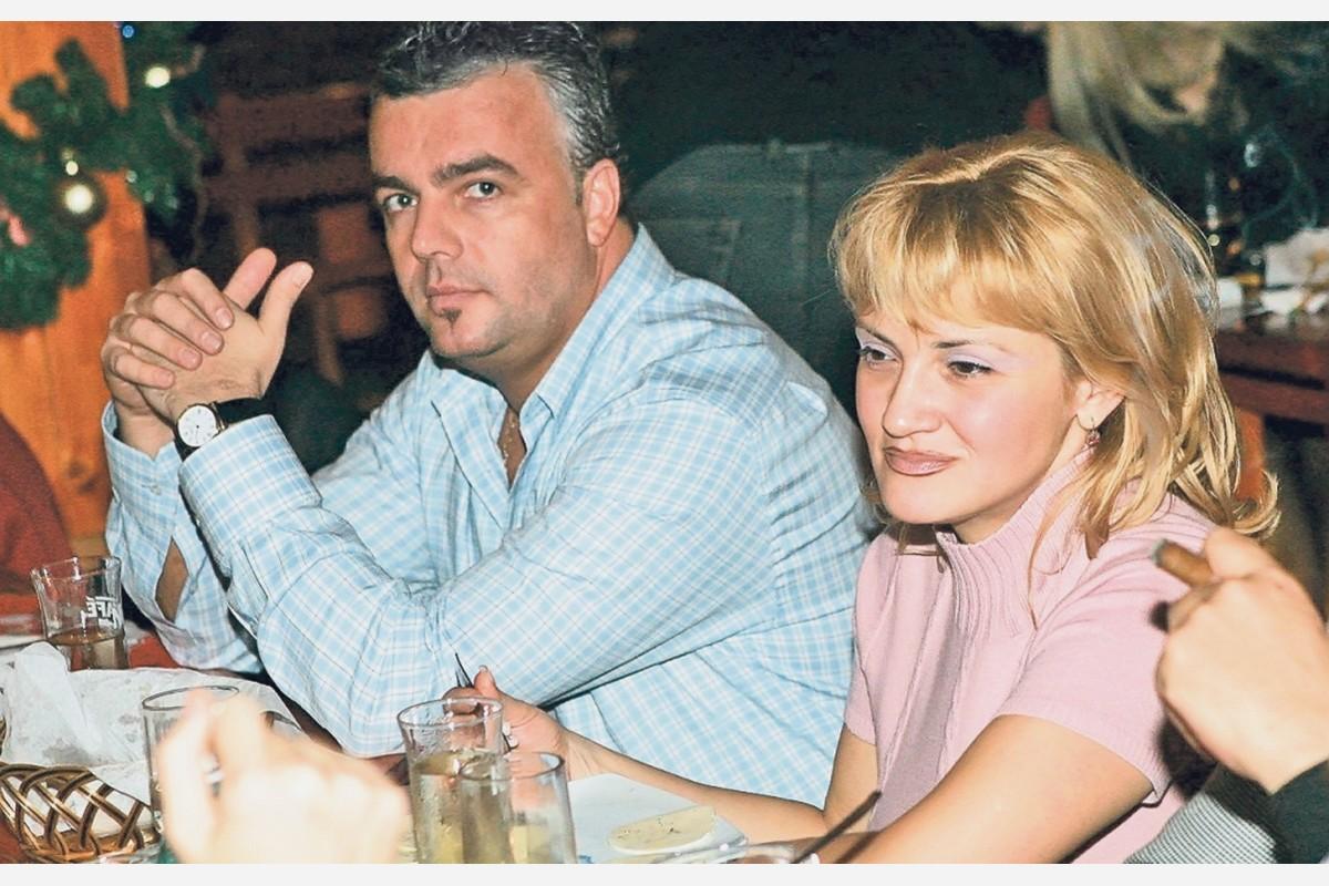 Corina și Adrian Enache