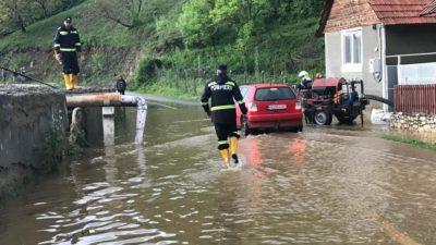 Cod portocaliu de inundații în mai multe zone din țară: care sunt județele vizate